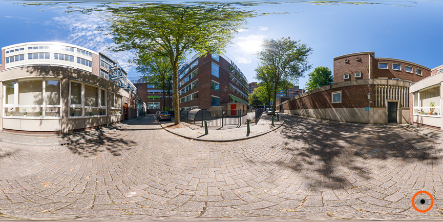 1e Nieuwstraathof